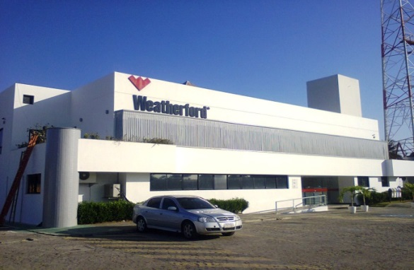 Fabrica Weatherford Indústria e Comercial Ltda. Camaçari-Ba
